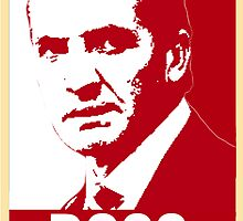 Brendan Rodgers - Boss  by JuzaShannon