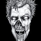 Zombie Head by Anthony McCracken
