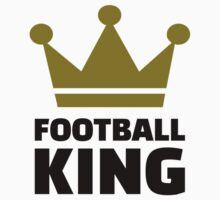 Football King champion by Designzz