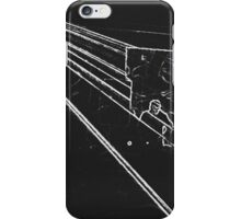BLACK Electronic Underground #11 iPhone Case/Skin