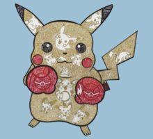 Pikachu Doodle  Kids Clothes