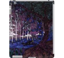 little dream trees iPad Case/Skin