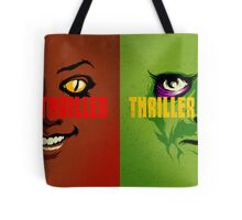 Thriller at Night | Double Feature Tote Bag