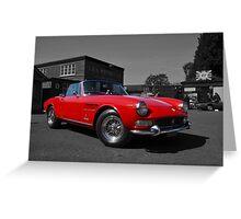 Ferrari 275 GTS Greeting Card