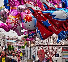 Balloon Man by Paul Amyes
