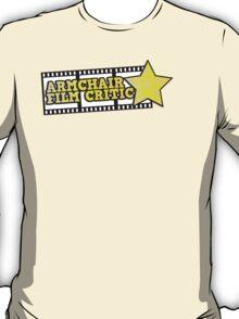 Armchair Film critic T-Shirt