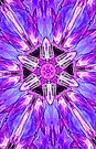 Purple Mendela by Tori Snow