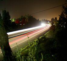 Freeway Streaks by Bobycat