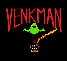 VENKMAN VS SLIMER by greatbritton99