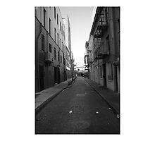 San Francisco Alley by Bobycat