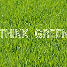 Think Green by vivendulies