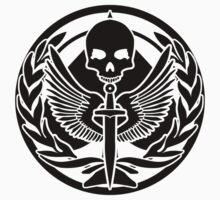 Task Force 141 logo - Black by heythisisBETH