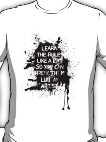 Learn the rules T-Shirt