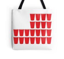 Beer Pong Summer 2014 Tote Bag