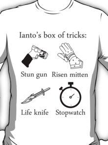 Ianto's box of tricks T-Shirt
