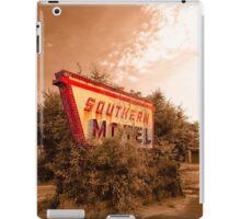 Sleeping At The Southern Motel iPad Case/Skin