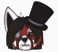 Red Panda's Tophat Kids Clothes