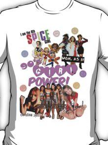 90'S GIRL POWER TEE OMG T-Shirt