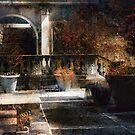 Renaissance Courtyard  by John Rivera