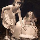 Flower girls by pdsfotoart