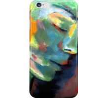 """Scattered particles"" iPhone Case/Skin"