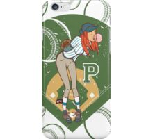Köpke Chara Collection - Basegirl iPhone Case/Skin