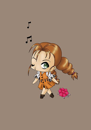 Chibi Wendy by artwaste