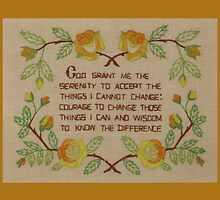 The Serenity Prayer by starcloudsky