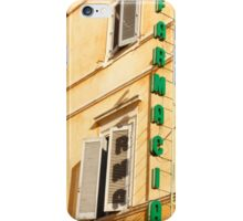 The colours of Rome iPhone Case/Skin