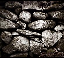 Rocked Wall by johnnycdesigns