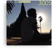 3005 Gambino Canvas Print