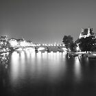 River Seine - Paris by BBCsImagery