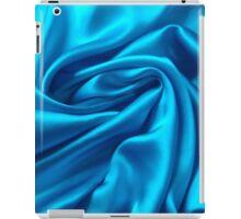 Blue Satin iPad Case/Skin
