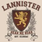 Lannister University by Digital Phoenix Design