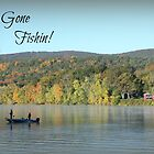 Gone Fishin by Linda Jackson