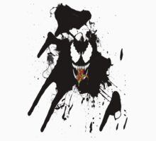 Venom Splatter by G-Spark