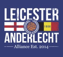 Leicester City and Anderlecht Alliance by NTCS