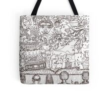 Doodles - The Stage Show Tote Bag