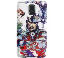 Metal Gear  Samsung Galaxy Case/Skin