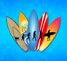 Surfing Evolution by Packrat