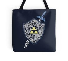 The Legend Forever Tote Bag
