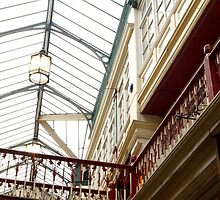 Cardiff Shopping Arcade by 365Londontown