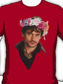 Will Graham Flower Crown T-Shirt
