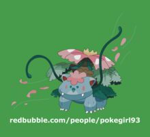 Venusaur by pokegirl93