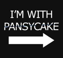 I'm With Pansycake by geekygirl37