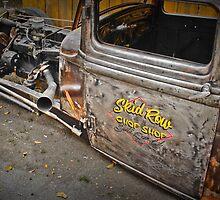 Skid row Original by Rookiebomb