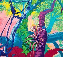 Jungle by Adam  Springer