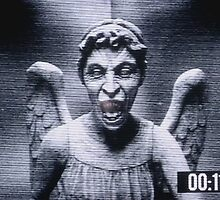 Weeping Angel by Samantha Lusher