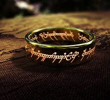 Lord of the Rings by Samantha Lusher