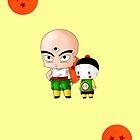 Chibi Tien by artwaste